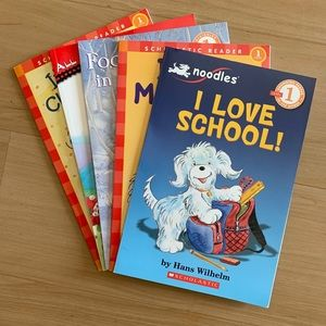 Bundle of Level 1 Readers for the 5-7 year-old